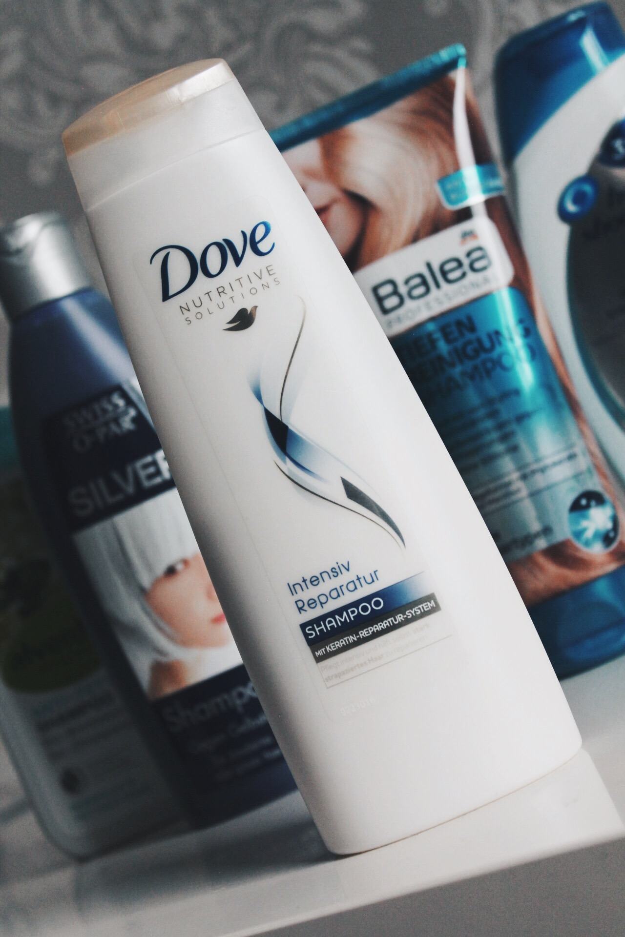 dove intensiv reparatur shampoo