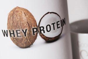 foodspring cocos crisp whey protein